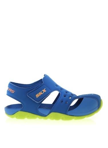 Skechers Sandalet Mavi